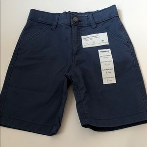 *6 for $30* NWT Sonoma navy shorts- 5/5T